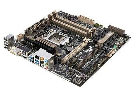 Płyta główna ASUS GRYPHON Z87 s1150 Z87 - pasywny komputer