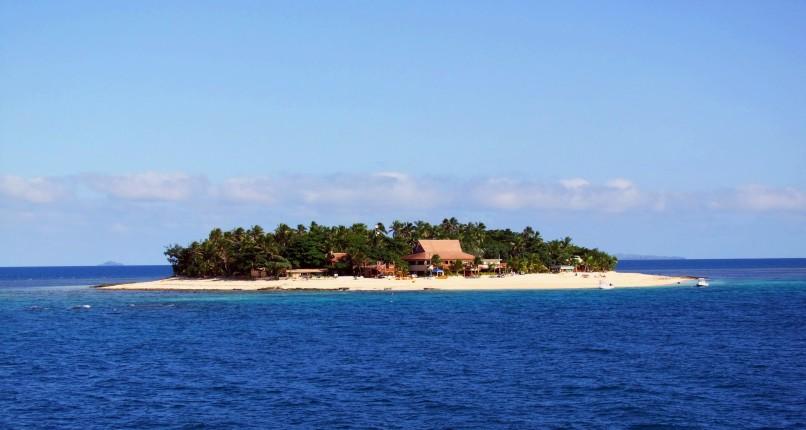 Wyspa Mamanuca na Fidżi