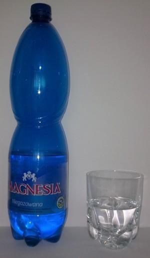Magnesia - woda mineralna jako zapobieganie niedoborom magnezu