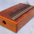 Mbira instrument