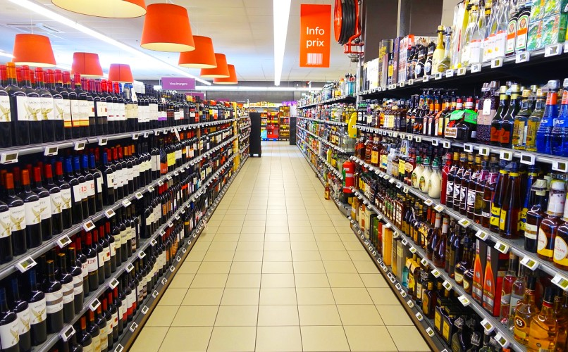 Promocje - zakupy w supermarketach