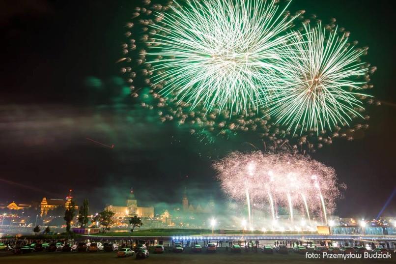 Festiwal sztucznych ogni Pyromagic 2015