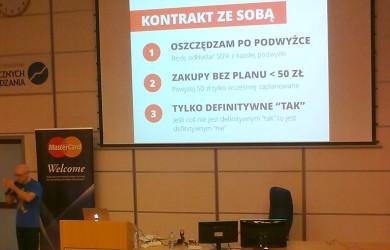 JOPLive Tour Szczecin 2015 - wystąpienie Michała Szafrańskiego