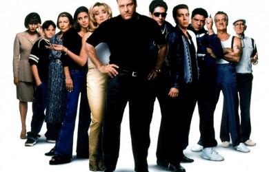 Rodzina Soprano w HBO