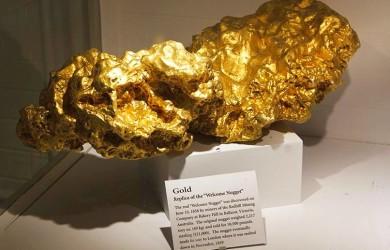 Złoty samorodek