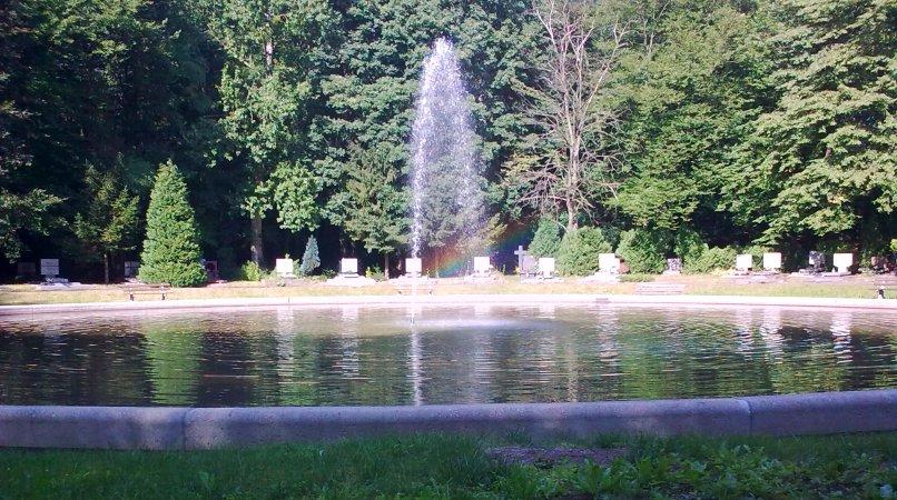 Cmentarz Centralny Szczecin - Rok 2016 Aleja Zasluzonych