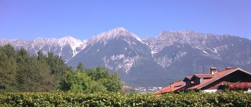 Alpy - podróż przez Europę
