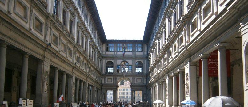Florencja - architektura