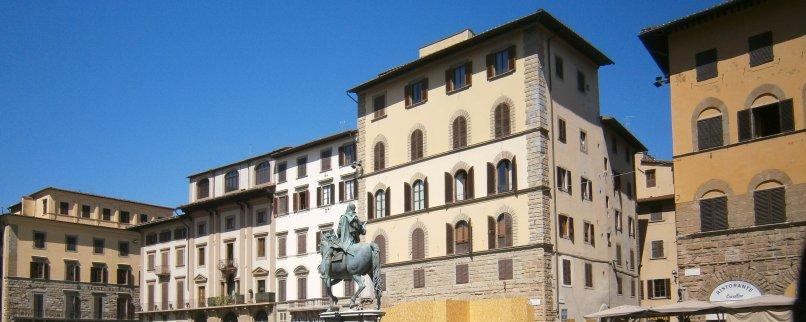 Florencja - rzeźby