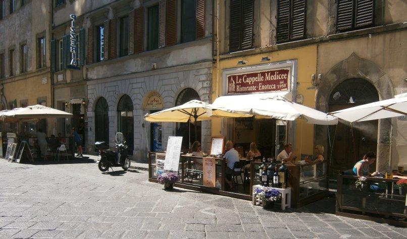 Florencja - włoska pizza