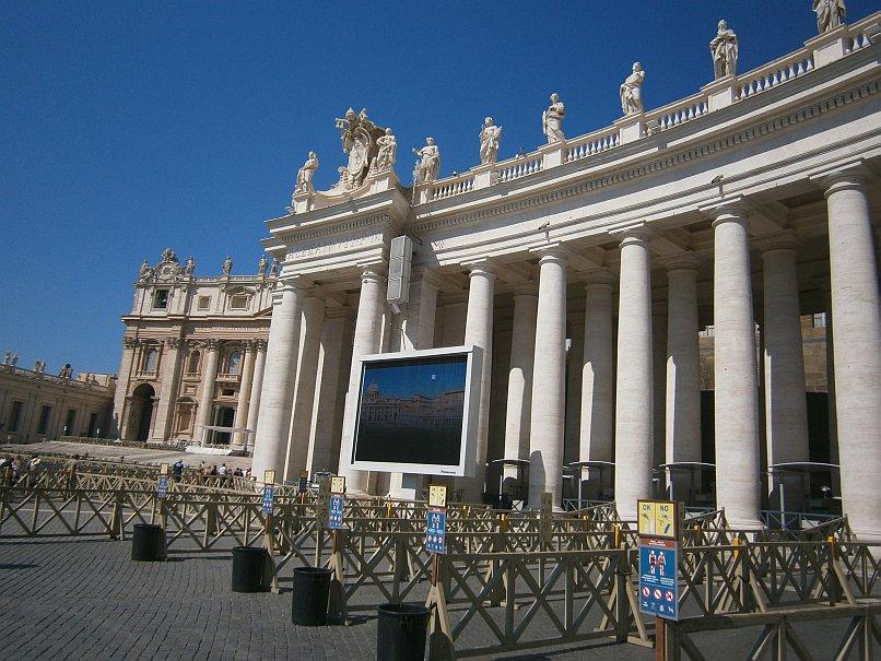 Watykan - Anioł Pański
