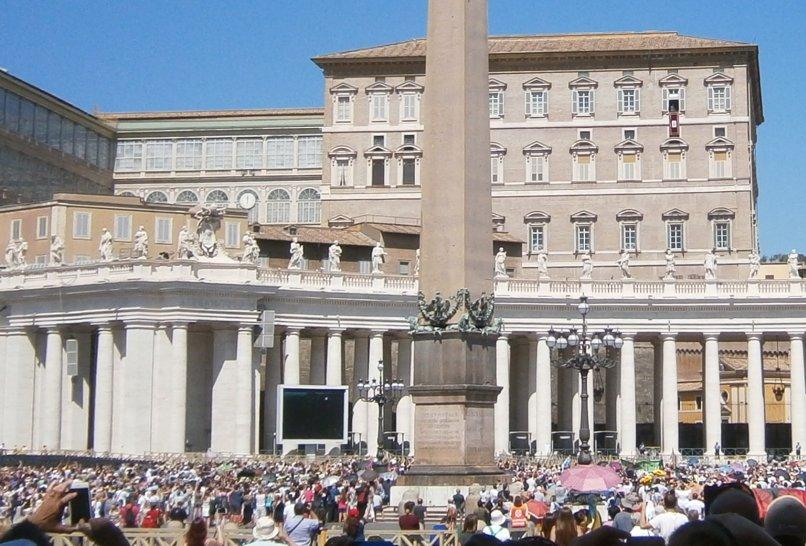 Watykan - zwiedzanie Rzymu