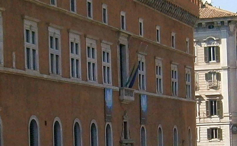 Benito Mussolini w Rzymie - Zwiedzanie Rzymu
