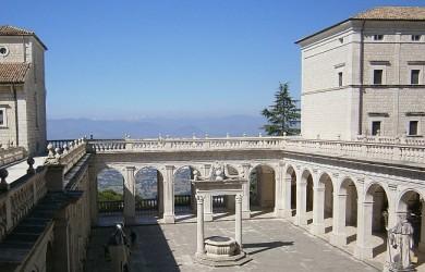 Wprawa pod Monte Cassino - zwiedzanie Włoch