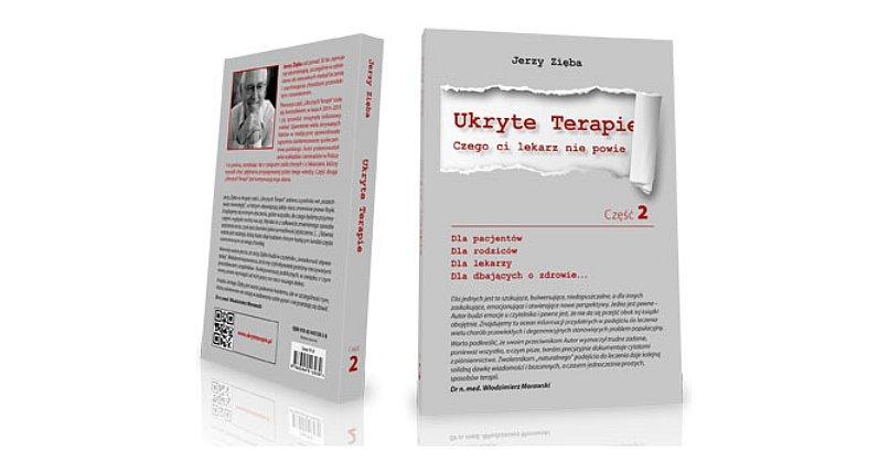 Ukryte terapie, tom II - Jerzy Zięba