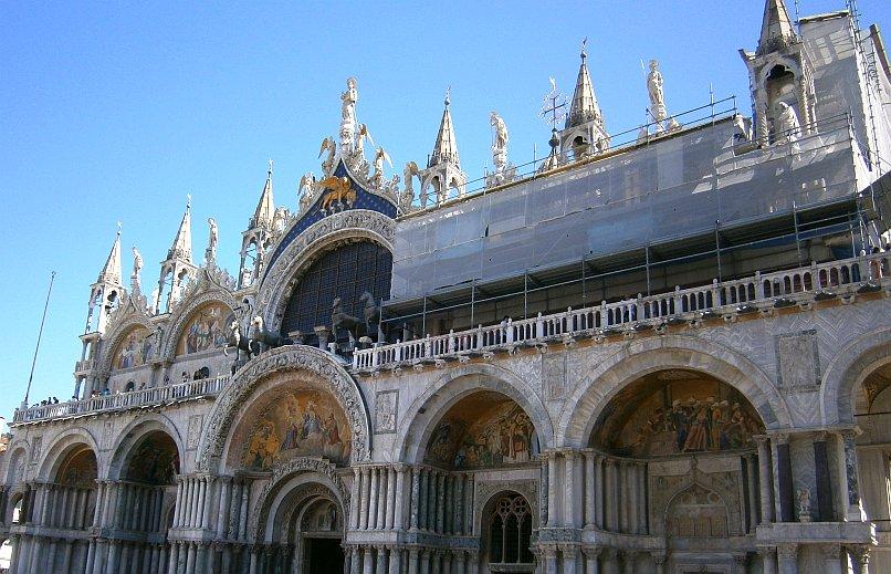 Wenecja - bazylika świętego Marka