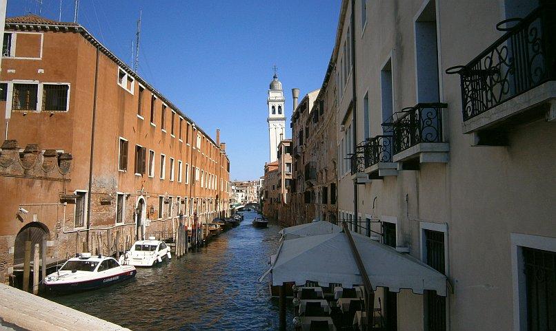 Wenecja - kanały