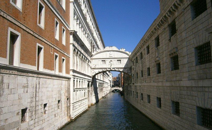 Wenecja - most westchnień