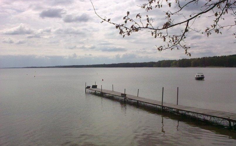 Jezioro Miedwie - Morzyczyn