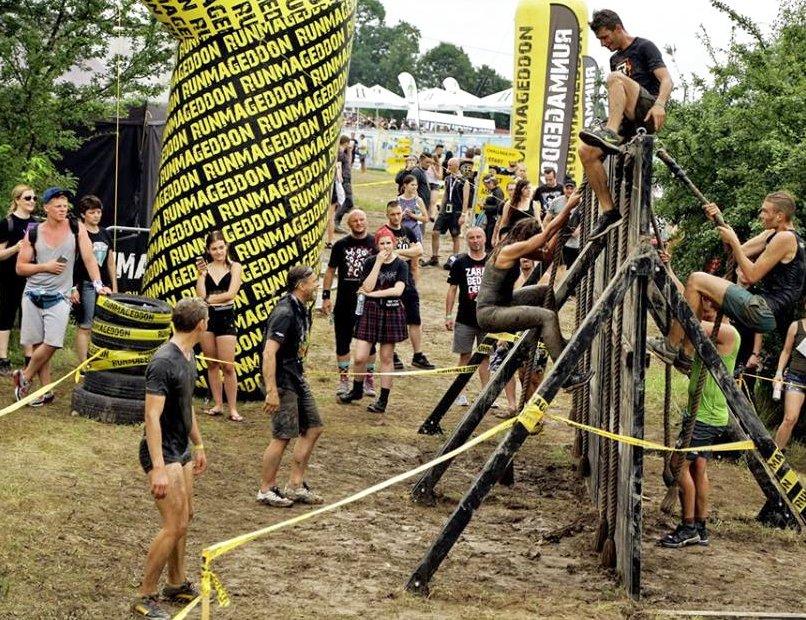 RunMageddon Woodstock 2017