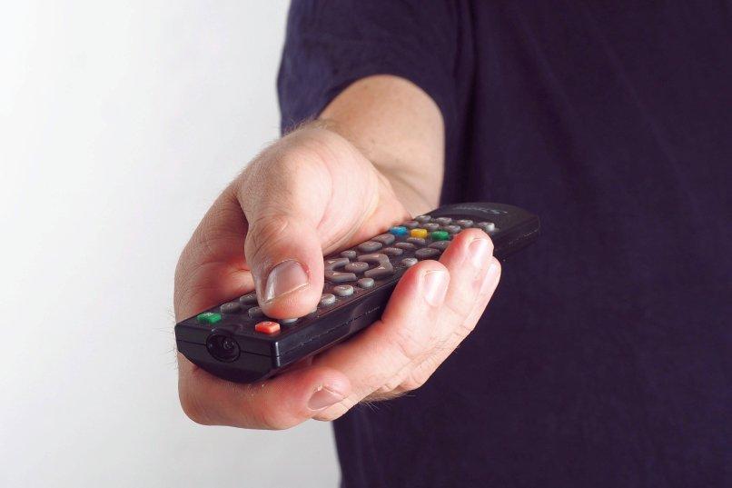 Pilot telewizora - problemy z Multimedia