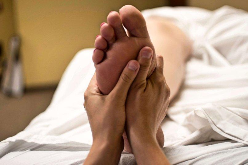 refleksologia - masaz stóp