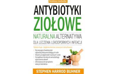 Antybiotyki ziołowe książka