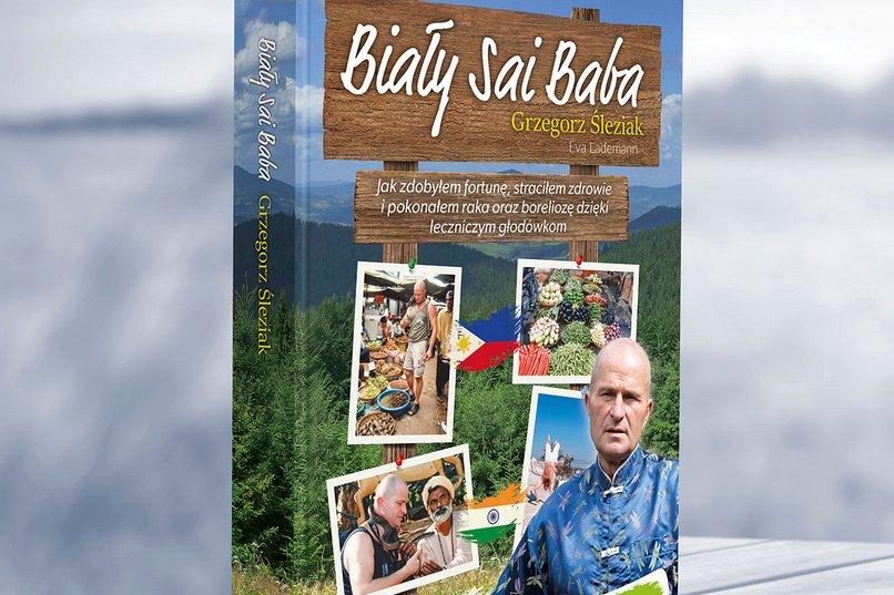 Biały Sai Baba