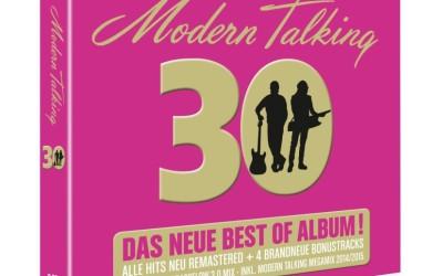 Modern Talking 30 lat - składanka