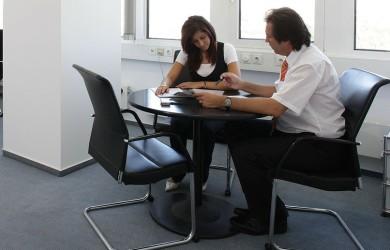 Rozmowa kwalifikacyjna - gdy starasz się o pracę