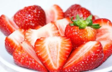 Truskawki - owoce z Polski