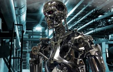 Terminator Genisys 3D - Arnold Schwarzenegger