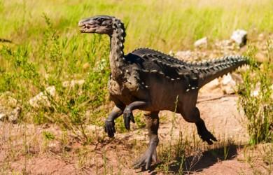 Dinozaury - Jurajski Park Hitlera film dokumentalny w TVP1