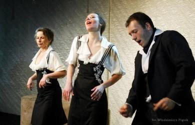 Idiotki - Teatr Współczesny w Szczecinie