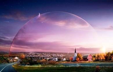Serial Pod kopułą - Stephen King (amerykanizm pełną gębą)