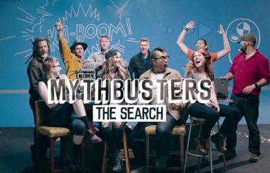 Discovery Science: Pogromcy mitów - nowa generacja