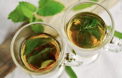 Herbaty uspokajające